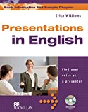 Presentations in English: Find your voice as a presenter / Student's Book with DVD