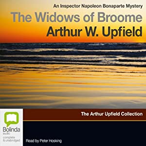 The Widows of Broome Audiobook