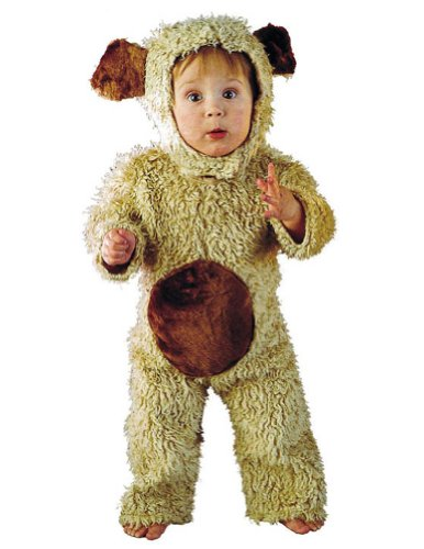 Bear Oatmeal Toddler Costume 2 To 4 - Toddler Halloween Costume