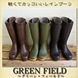 【GREEN FIELD】 L-01 ブラック SS(23.0?23.5) (35/MU) (グリーンフィールド)