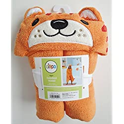 Circo Tiger Hooded Towel