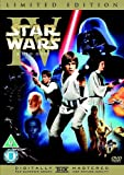 Star Wars Episode IV: A New Hope (Limited Edition, Includes Theatrical Version) [DVD] [1977] - George Lucas