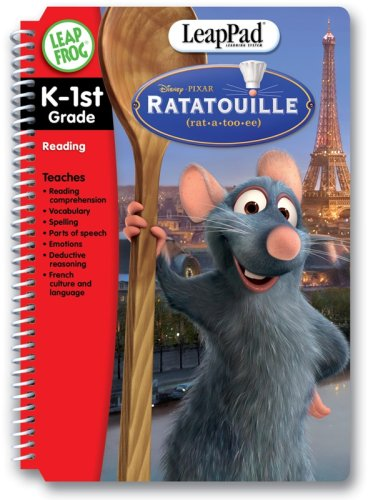 LeapPad® Educational Game: Ratatouille