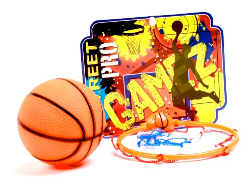 Street Pro Games Mini Basketball Hoop