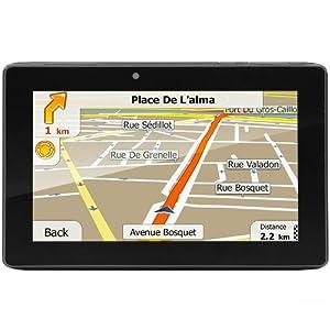 Autohalterung Schwanenhals Universal Navi GPS Falk NEO 510 520 620 LMU
