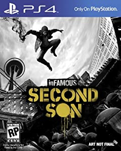 inFAMOUS: Second Son (PlayStation 4) by Sony Computer Entertainment