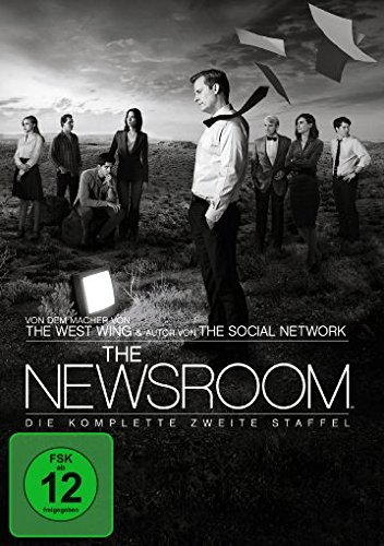 The Newsroom - Die komplette zweite Staffel [3 DVDs]