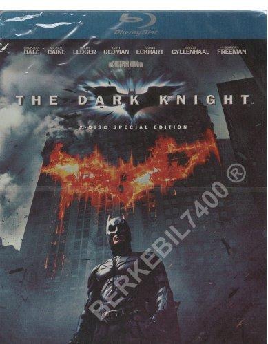 The Dark Knight [German Import] Blu-ray SteelBook REGION FREE