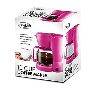 Amazon.com: Fuchsia Coffee Maker: Office Products