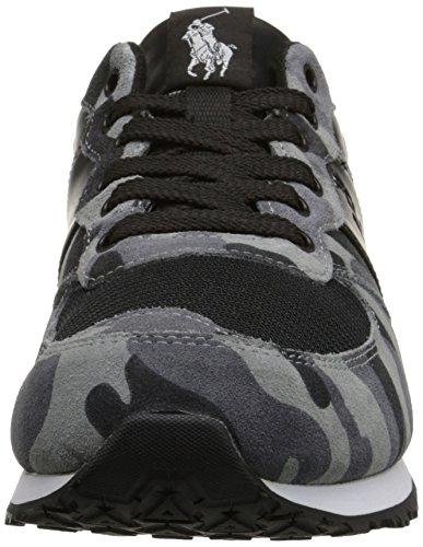 062d4659 pictures of Polo Ralph Lauren Men's Slaton Sport Fashion Sneaker, Black  Camo/Black,