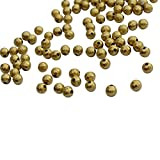 Foppish Mart Golden Disco beads