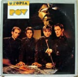 UTOPIA pov LP Mint- PB 6044 Vinyl 1985 Record
