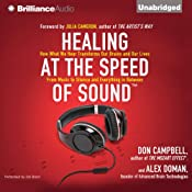 Healing at the Speed of Sound: How What We Hear Transforms Our Brains and Our Lives | [Don Campbell, Alex Doman]