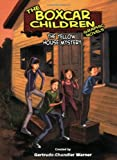 Gertrude Chandler Warner The Yellow House Mystery (Boxcar Children Graphic Novels)