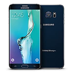 Samsung Galaxy S6 Edge+ G928A 32GB Unlocked GSM Quad-Core 4G LTE Smartphone w/ 16MP Camera - Black Sapphire