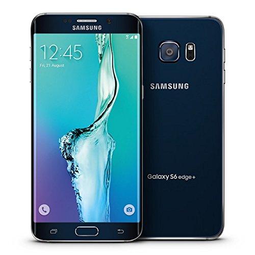Samsung Galaxy S6 Edge+ G928A 32GB Unlocked GSM Quad-Core 4G LTE Smartphone w/ 16MP Camera - Black Sapphire (Tmobile Samsung Galaxy S6 compare prices)