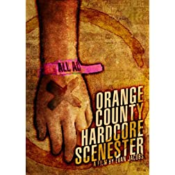 Orange County Hardcore Scenester