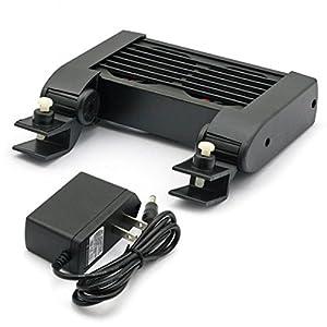 Sanatop Aquarium Cooling System Fan Chiller + AC Adapter (2-Fan)