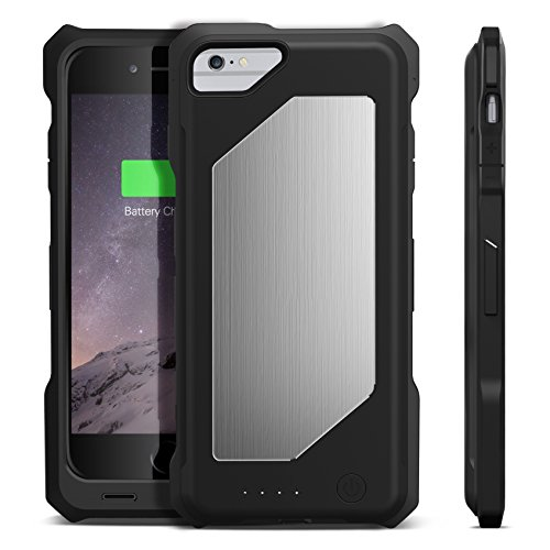 Lightningfast Apple Certified iPhone 6 Plus Case With 3500mAh Battery - Protects...