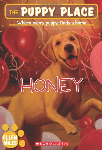 The Puppy Place #16: Honey front-530531