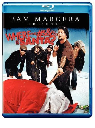 Bam Margera Presents-Where & Is Santa (Blu-Ray/Ws-43 Trans)