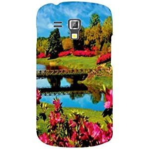 Samsung Galaxy S Duos 7582 Back Cover - Matte Finish Phone Cover