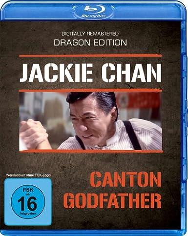 Jackie Chan - Canton Godfather, Blu-ray
