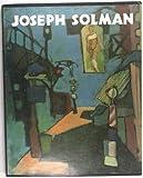 img - for Joseph Solman by Solman Joseph (1995-08-21) Paperback book / textbook / text book