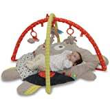 Little Bird Told Me - Hey Bear - Baby Bear Multi Activity Playmat Gym