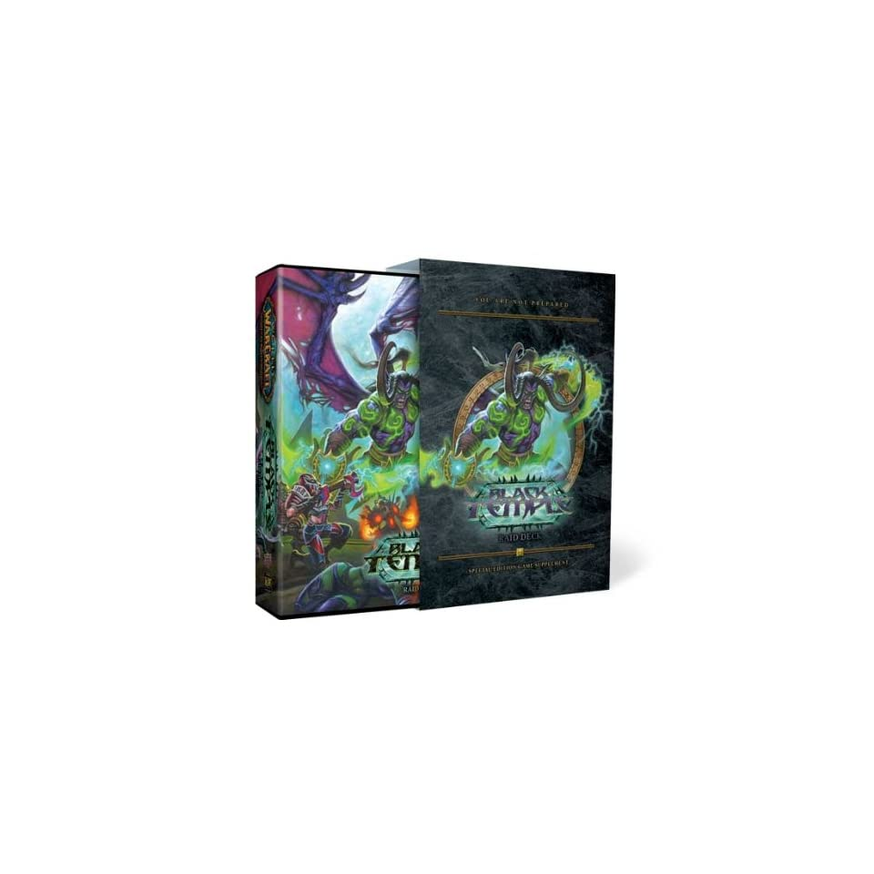 World of Warcraft Trading Card Game Naxxramas Raid Deck