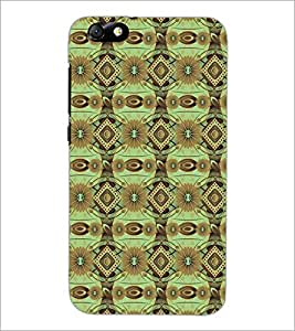 HUAWEI HONOR 4X DIAMOND PATTERN Designer Back Cover Case By PRINTSWAG