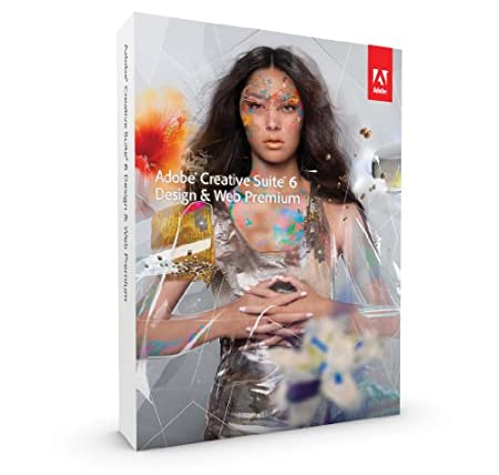 Adobe Creative Suite 6 Design and Web Premium,  Upgrade Version from CS5 (Mac)