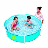 Bestway 56283 My First Frame Pool, 5-Feet by 15-Inch
