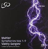 Mahler: Sinfonien Nr.1-9 / Sinfonie Nr.10 (Adagio)