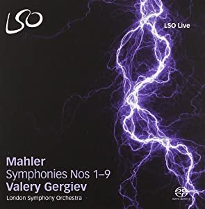 Mahler: Symphonies 1-9 (LSO/Gergiev)