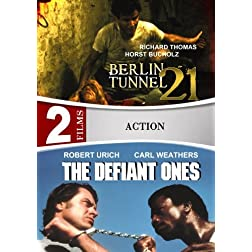 Berlin Tunnel 21 / The Defiant Ones - 2 DVD Set (Amazon.com Exclusive)