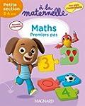 Maths Premiers pas petite section : 3...