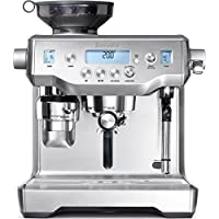Breville BES980XL Oracle Espresso Machine (Silver) - Factory Reconditioned