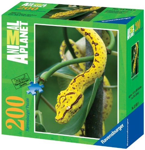Animal Planet: Snake 200 Piece Puzzle - 1