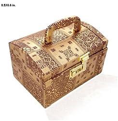 Artifact Handmade Wooden Womens Makup Box, Vanity Box, Jewellery Box