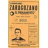2013 - calendario zaragozano