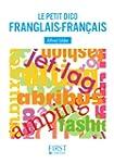 Petit dico franglais-francais -le