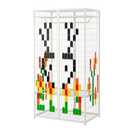 IKEA PS 2014 - Armario, blanco - 101x187 cm