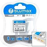 Blumax 3.7 V/800 mAh Li-Ion Battery for Konica Minolta NP-1/Pentax D-LI95/Samsung SLB-0837 fits Digimax L80/L700S/NV5/NV7/i70/i70S Konica Minolta X1