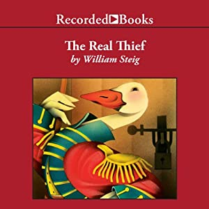 The Real Thief Audiobook