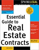 img - for Essential Guide to Real Estate Contracts (Complete Book of Real Estate Contracts) by Mark Warda (2003-07-04) book / textbook / text book