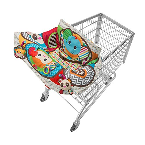Discover Bargain Infantino Play and Away Cart Cover and Play Mat