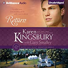 Return: Redemption, Book 3 (       UNABRIDGED) by Karen Kingsbury, Gary Smalley (with) Narrated by Sandra Burr