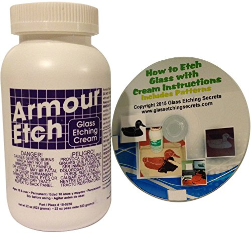 Awardpedia Armour Etch Cream 22 Ounce