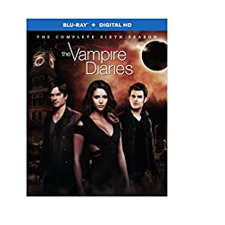 Vampire Diaries: Season 6 Blu-ray [Blu-ray]